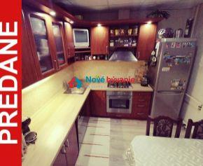 REZERVOVANÉ! 3 izbový byt zrekonštruovaný byt v Humennom (N121-113-MIMa)