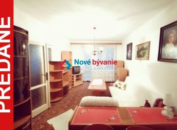 REZERVOVANÉ - 4 izbový byt na Sídl. IIA v Humennom (N109-114-MIMa)