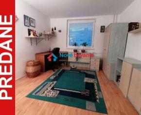 REZERVOVANÉ! 3 izbový veľký byt v Humennom (N120-113-MIM)