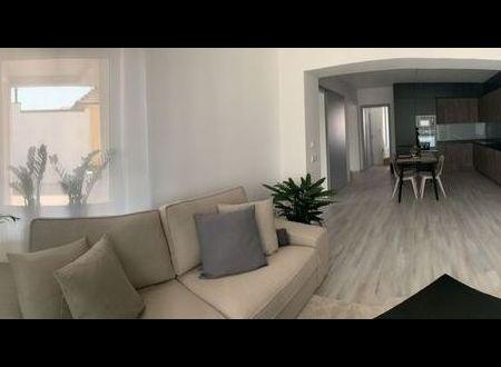 Novo zariadený 3 izb. byt /vlastný dvor, 2 parking/ Piešťany