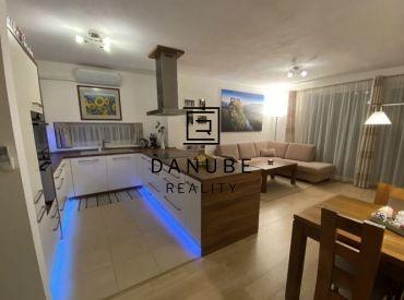 Predaj 3-izbový byt s balkónom a parkovacím miestom v novostavbe v Bernolákove, okr. Senec