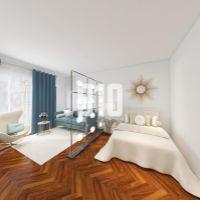 1 izbový byt, Bratislava-Staré Mesto, 52.70 m², Pôvodný stav