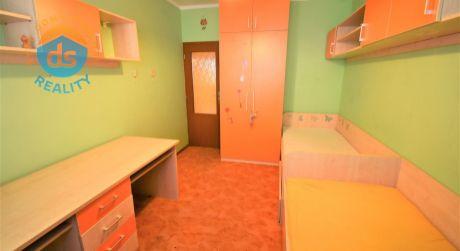 Iba u nás na predaj 3 izbový byt s lodžiou, 61 m2, Ilava, ul. Kukučínova