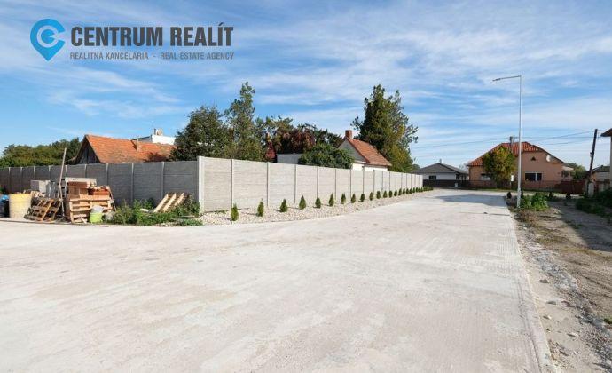 Výhodná ponuka: 4 izbový RD v štandarde v súkromnej uličke, pri meste Dunajská Streda
