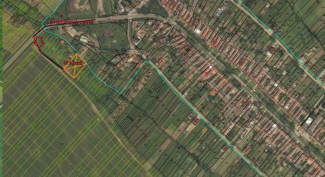 Investičné stavebné pozemky pre RD v Ružindole sú na predaj- 1712m2