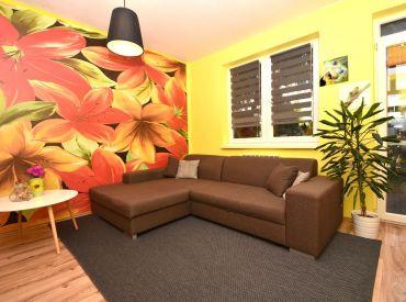 2i byt, 78 m2 – Viničné:  byt so záhradkou, bývanie ako v rodinnom dome