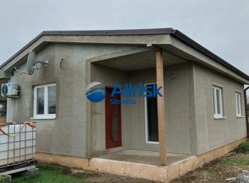 Nízkoenergetický 3-izbový rodinný dom exkluzívne na predaj