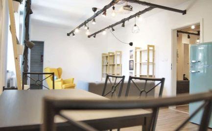 Krásny 3-izb. byt s garážovým státím v NOVOSTAVBE na Bakossovej ulici v centre mesta.