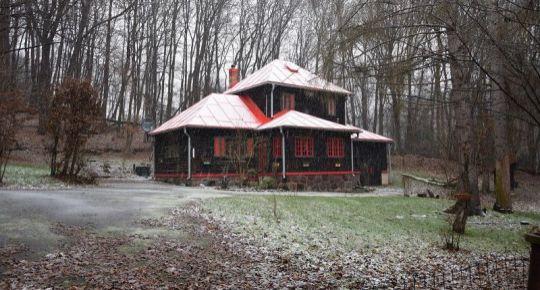 Historická chata v krásnom a tichom prostredí.
