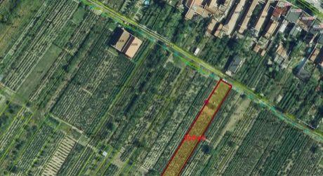 Investičný pozemok  v Modre je na predaj-908 m2