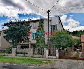 REZERVOVANÉ. Na predaj rozostavaný dom blízko Humenného (N002-12-ALMa)