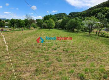 Na predaj pekný pozemok v Hažíne nad Cirochou (N001-14-KABa)