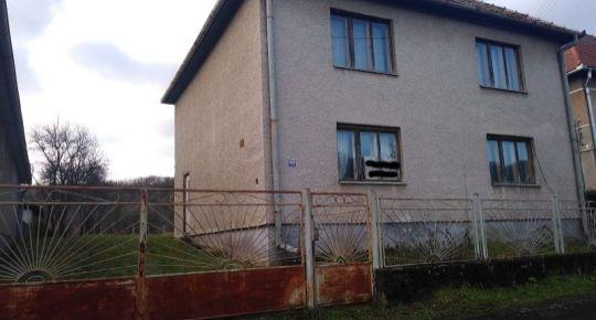 Rodinný dom na rekonštrukciu podľa vlastných predstáv, tchá lokalita, Ľuboreč
