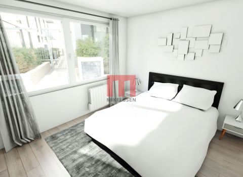 Na predaj 2 izbový byt v novom projekte OMNIA s balkónom