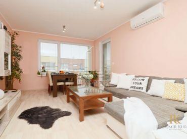 REZERVOVANÉ 4 izbový byt v novostavbe v Rovinke na ulici Agátová s terasou a parkovacím státím