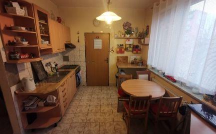 Veľký 1 izbový byt 45 m2, s lodžiou Fončorda, Banská Bystrica – cena 91 250€