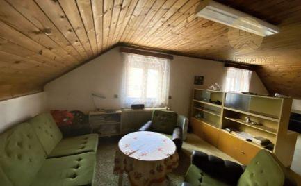 Dom vhodný aj na rekreáciu - Čierny Balog