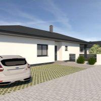 Rodinný dom, Močenok, 103 m², Novostavba