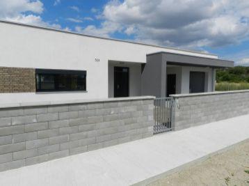Predaj 4 izb. nízkoenergetický bungalov na kľúč, pozemok 500 m2  , Dolný Bar