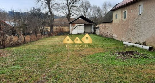REZERVOVANÉ Na predaj pozemok na výstavbu rodinného domu Spišský Štiavnik
