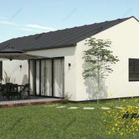 Rodinný dom, Ivančiná, 135 m², Projekt