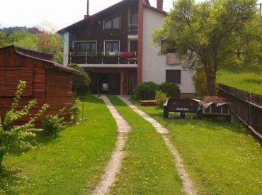 Rodinný dom Dolná Máriková