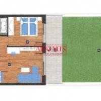 2 izbový byt, Košice-Sever, 51.60 m², Novostavba