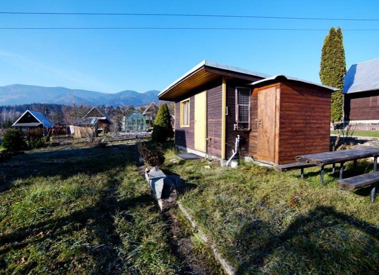 Záhradná chatka na predaj, Martin - Stráne