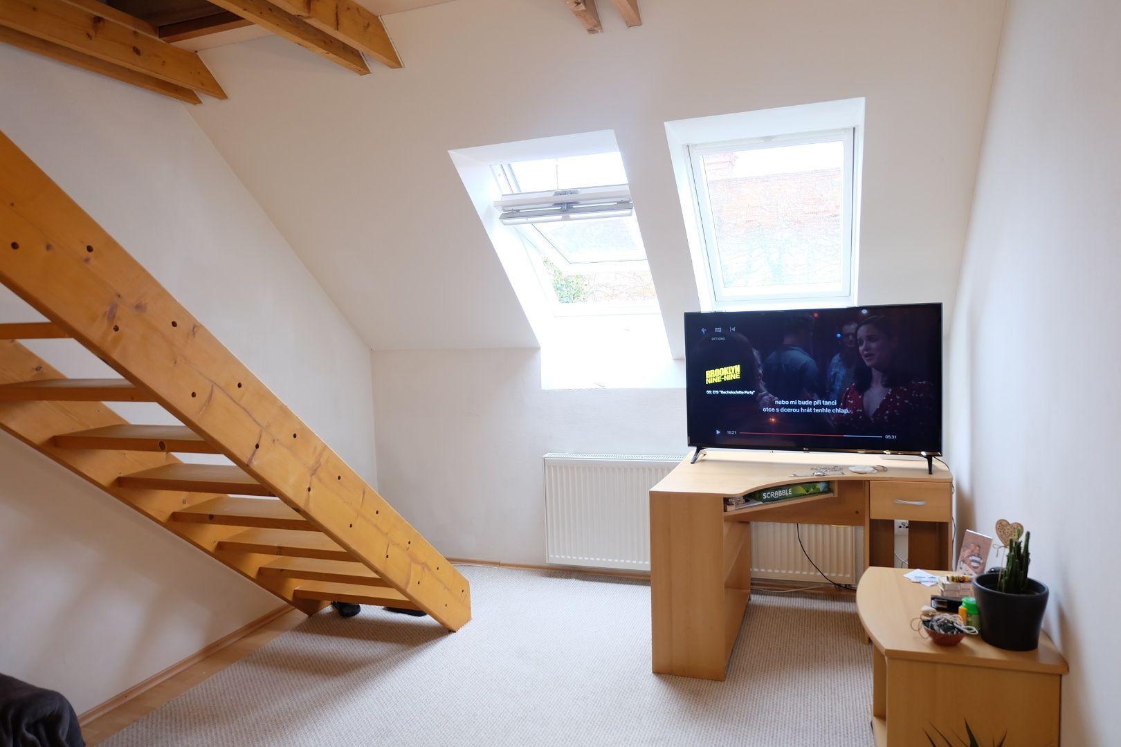 TRNAVA REALITY – ponúka na predaj 2 - izbový mezonetový byt na Halenárskej ulici v Trnave