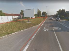 Na predaj rovinatý pozemok pre komerčné využitie v Trenčíne, Električná ulica.