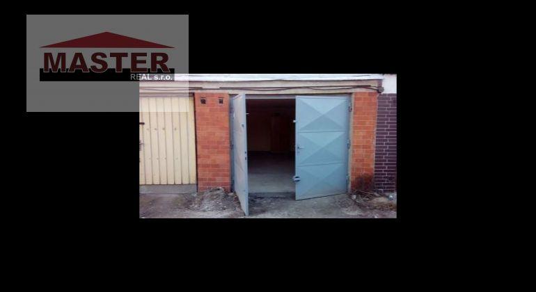 REZERVOVANÉ...Na predaj garáž v Bánovciach n/B- Stred