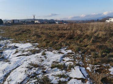 Na predaj stavebný pozemok, Višňové, 688 m2