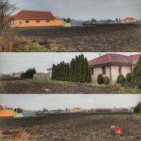Pre rodinné domy, Rastislavice, 4200 m², Pôvodný stav