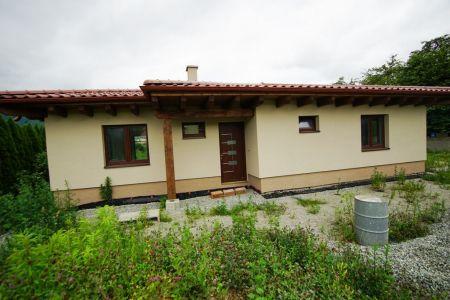 Novostavba 4 iz murovaného bungalovu vo Vrútkach, na predaj