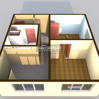 2 izbový byt, Spišská Nová Ves, 48 m², Čiastočná rekonštrukcia