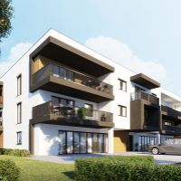1 izbový byt, Rajecké Teplice, 41 m², Novostavba