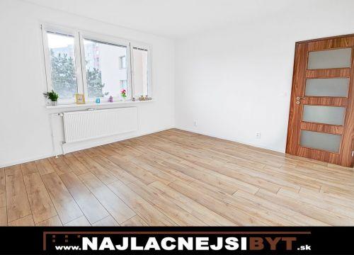 Najlacnejsibyt.sk: BAV - Petržalka, Lietavská ul., 3 izbový, 68,9 m2, kompletná rekonštrukcia 2021