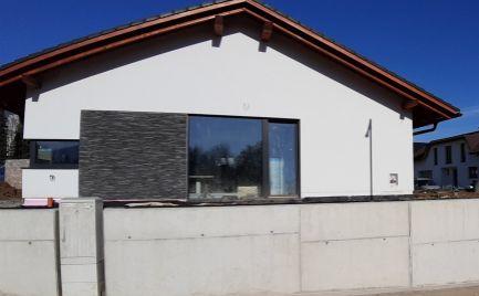 Novostavba rodinný dom Nemce