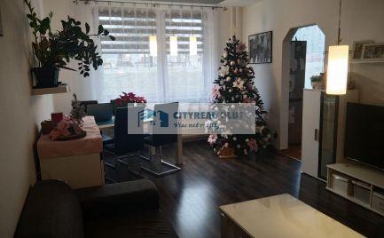 Predám komplet zrekonštruovaný 3-izbový byt s balkónom  Nitra