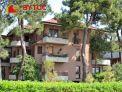 BYTOČ RK - útulný byt priamo pri mori s veľkým balkónom a krytým parkovaním v Taliansku na ostrove Grado - Pineta!