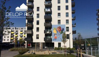 V novostavbe v Dúbravke ponúkame na predaj presvetlený 1 izbový byt s balkónom