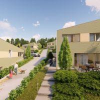 Pre rodinné domy, Oravská Jasenica, 613 m²