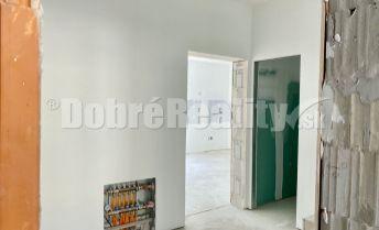 II. etapa Rezidencia Zadná, 4 izbové mezonetové byty s vlastným pozemkom, Prievidza