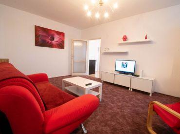 Na prenájom 2-izbový byt + KK + balkón + lodžia, 60 m², Moldavská ul. Štrkovec, od 1.2.2021
