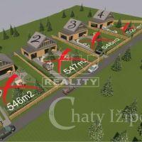 Chata, Liptovský Mikuláš, 547 m², Novostavba