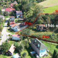 Pre rodinné domy, Kluknava, 1546 m²