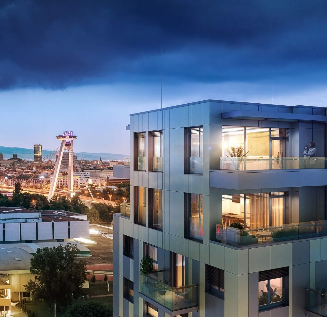 3-izbový byt-Predaj-Bratislava - mestská časť Petržalka-299990.00 €