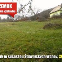 Pre rodinné domy, Devičany, 2606 m²