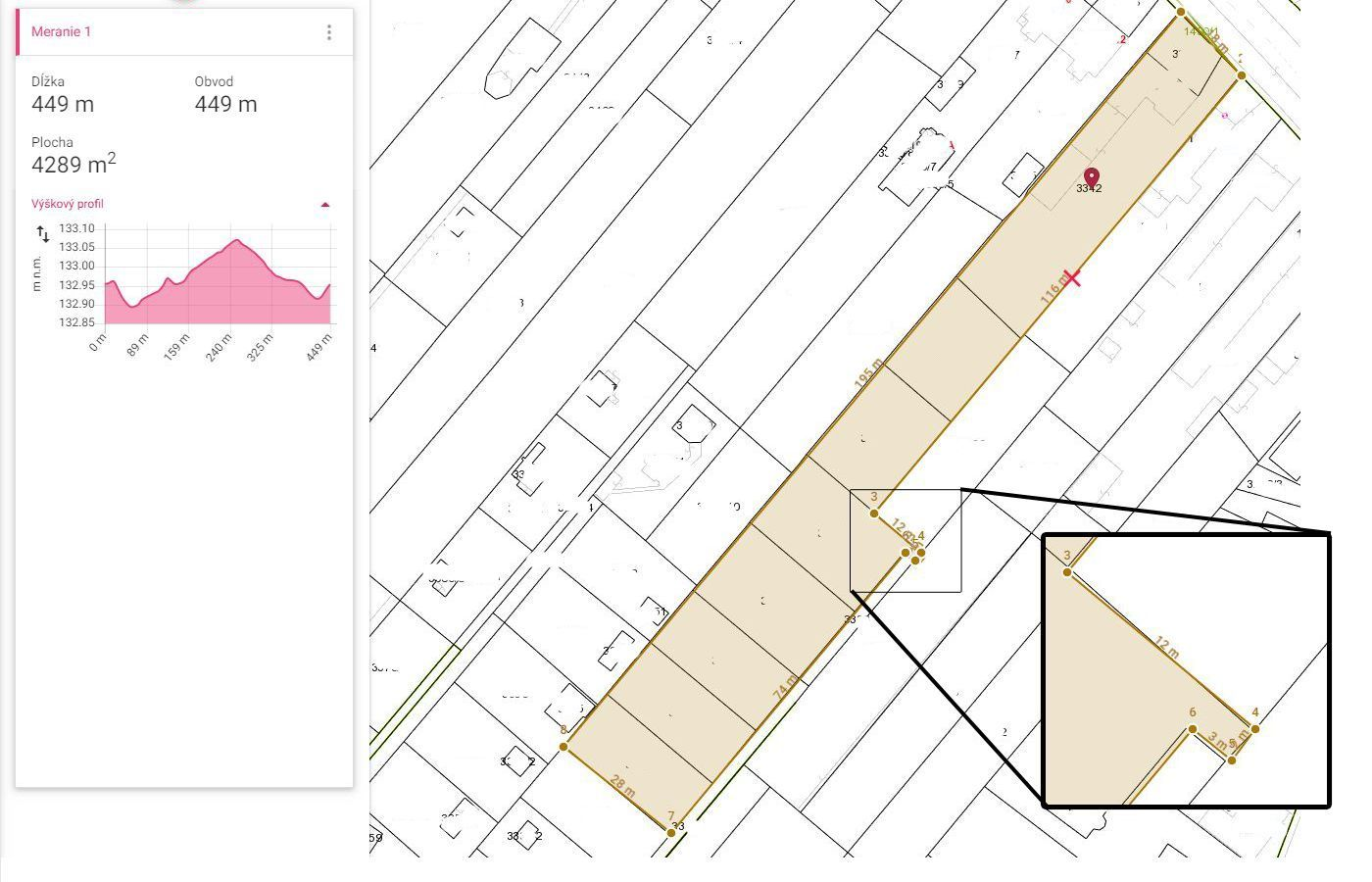 Pozemok pre bytovú vystavbu-Predaj-Bratislava - m. č. Podunajské Biskupice-510000.00 €