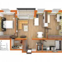 3 izbový byt, Dunajská Streda, 79 m², Novostavba